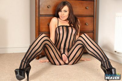 Bodystocking Heaven tube